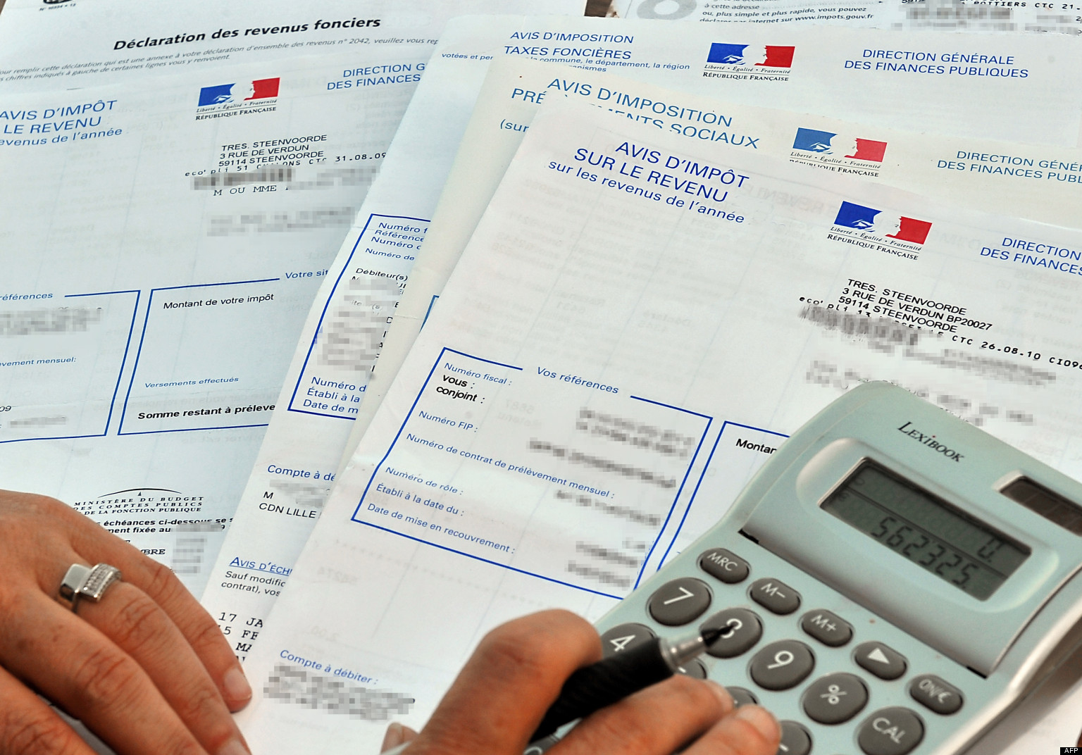 Impôts 2015 Explication Du Calcul Pour Personne Valide Et